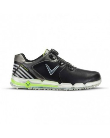 Callaway Xfer Fusion Boa Golf Shoes Black