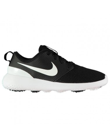 NIKE KIDS' NIKE ROSHE JR. GOLF SHOE BLACK