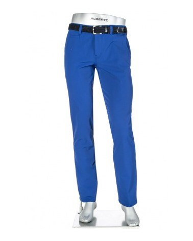 ALBERTO GOLF PANT ROOKIE - 3xDRY Cooler BLUE
