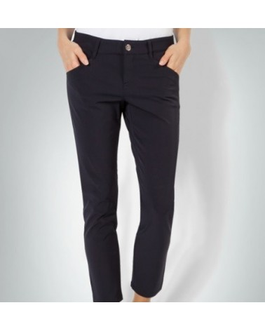 ALBERTO GOLF WOMEN PANT MONA - 3xDRY Cooler NAVY