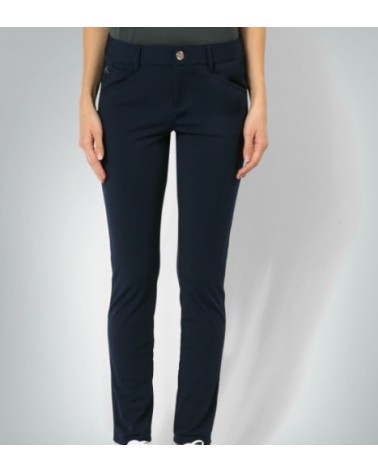ALBERTO GOLF PANT MONA-L-WR Super Jersey NAVY