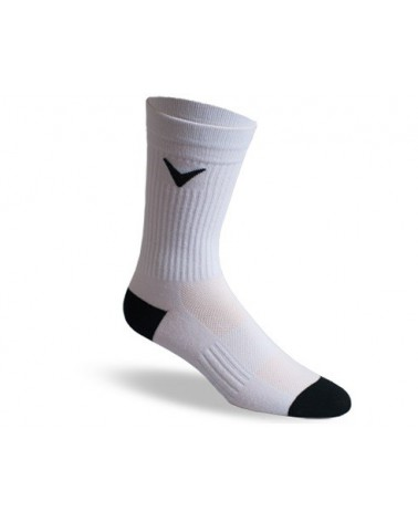 CALLAWAY SOCK MN TOUR TECH CREW WHT