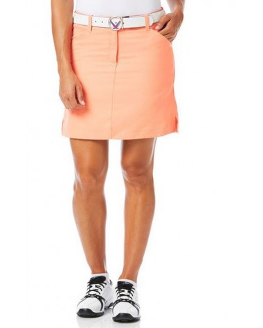 CALLAWAY CHEV PERFORMANCE SKORT FUSION CORAL