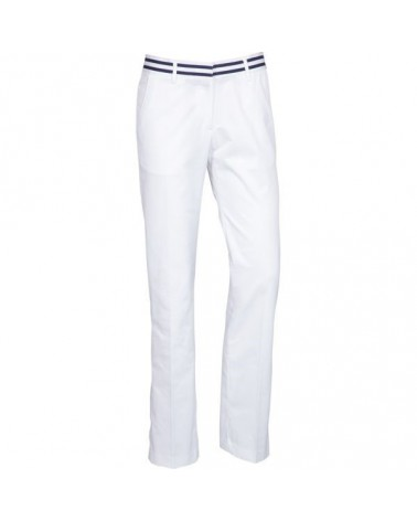 Tommy Hilfiger Arielle Pant Solid Poly White