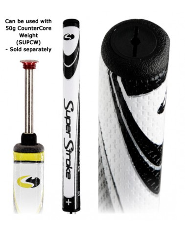 SUPER STROKE LEGACY XL 3.0 BLACK CORE WEIGHTED