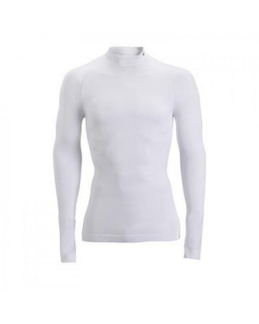 CALLAWAY LONG SLEEVED SEAMLESS MOCK BRIGHT WHITE /M