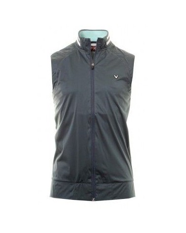 CALLAWAY STRETCH VEST MIDNIGHT NAVY