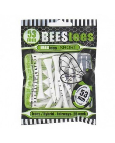BEES TEES WOOD SMALL PACK