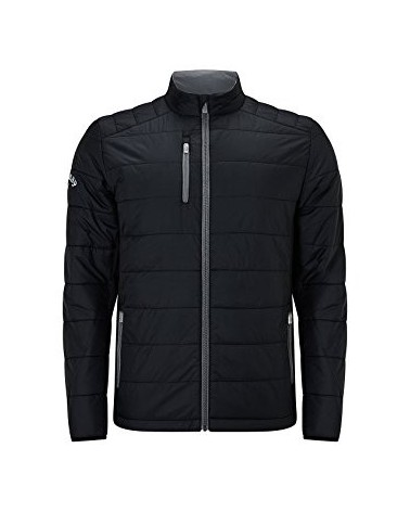 CALLAWAY UK FIBER-FILL FLEECE JKT CAVIAR