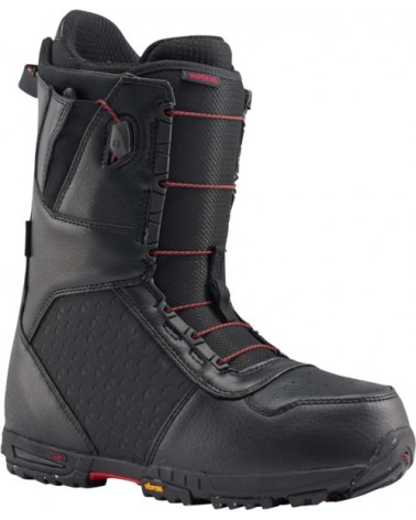 BURTON IMPERIAL BLACK/RED 2017