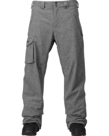 BURTON COVERT PANT BOG HEATHER