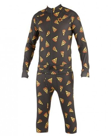AIRBLASTER HOODLESS NINJA SUIT-PIZZA