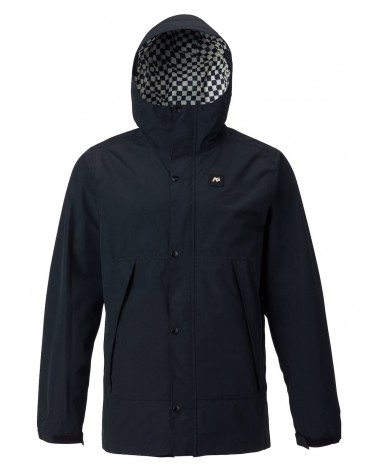 ANALOG GORE CONTRCT JACKET TRUE BLACK