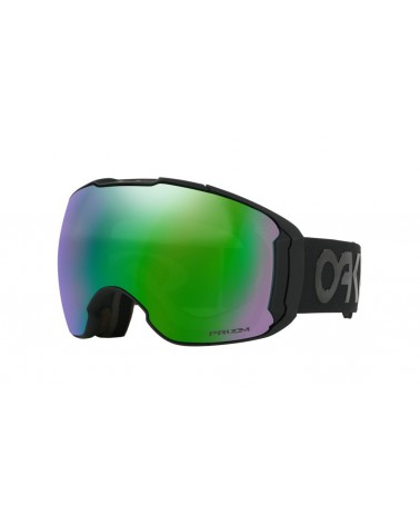 OAKLEY AIRBRAKE XL FACTORY PILOT BLACKOUT /PRIZM JADE IRIDIUM & PRIZM ROSE