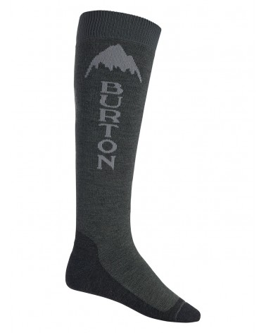 BURTON EMBLEM SOCK FADED HEATHER