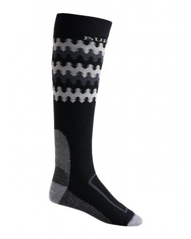 BURTON BUFFER II SOCK TRUE BLACK
