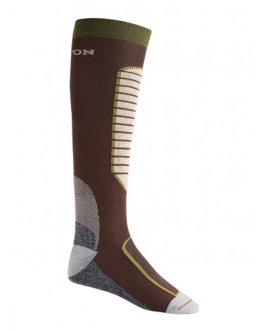 BURTON MERINO PHASE SOCK CHESTNUT
