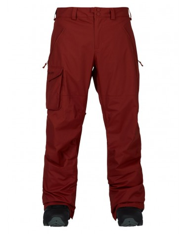 BURTON COVERT PANT FIRED BRICK