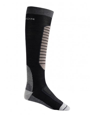 BURTON MERINO PHASE SOCK TRUE BLACK
