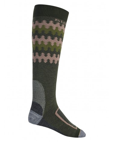 BURTON BUFFER II SOCK FOREST NIGHT
