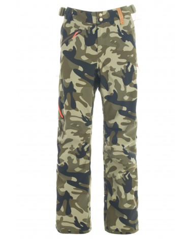 HOLDEN MENS DIVISION PANT CAMO
