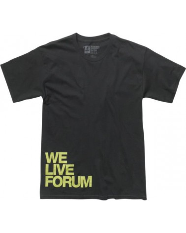 FORUM WE LIVE SS BLACK CEREMONY
