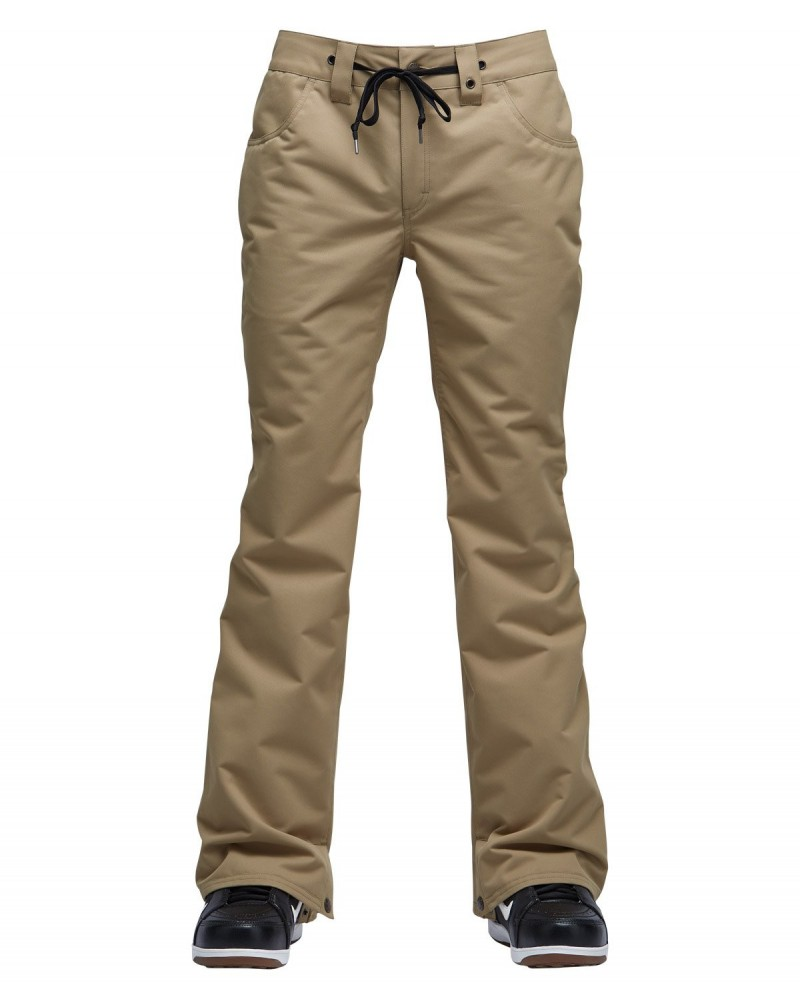 AIRBLASTER PRETTY TIGHT PANT-KHAKI