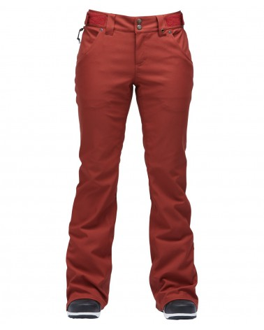 AIRBLASTER MY BROTHERS PANT-OXBLOOD