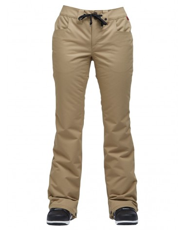 AIRBLASTER FANCY PANTS-KHAKI