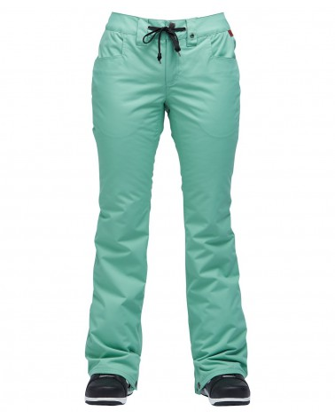 AIRBLASTER INSULATED FANCY PANT-MINT