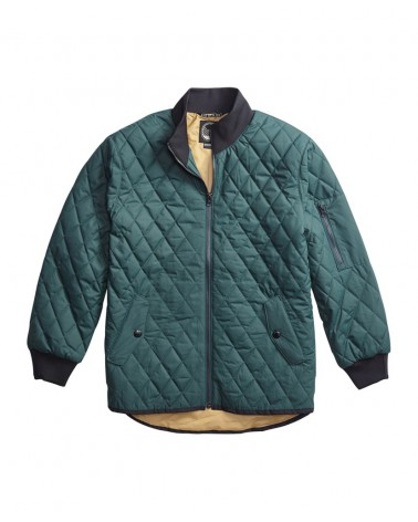 AIRBLASTER LADY BOMBAIR JACKET-SPRUCE