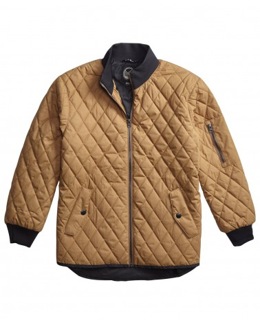 AIRBLASTER LADY BOMBAIR JACKET-CAMEL