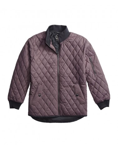 AIRBLASTER LADY BOMBAIR JACKET-CARBON