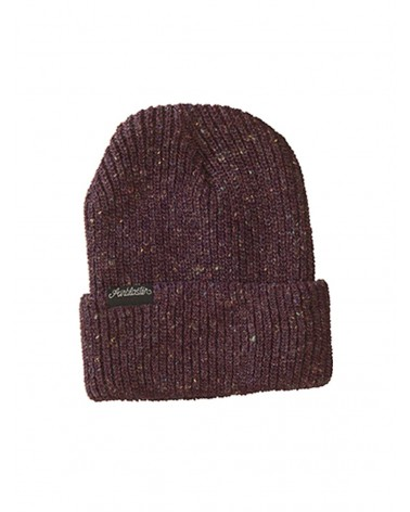 AIRBLASTER COMMODITY BEANIE-PURPLE FLECK