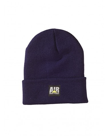 AIRBLASTER DECENT POWDER BEANIE-NAVY