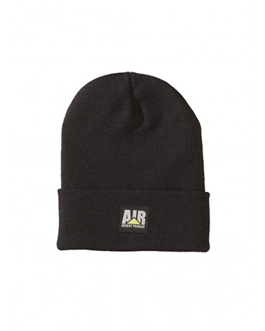 AIRBLASTER DECENT POWDER BEANIE-BLACK