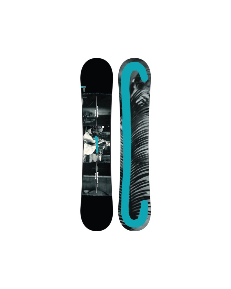 BURTON CUSTOM TWIN 2017