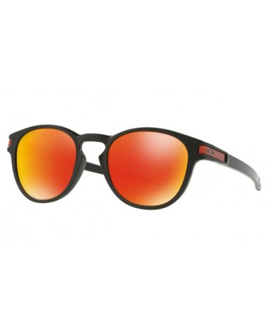 OAKLEY Latch Matte Black w/ PRIZM Ruby