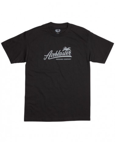 AIRBLASTER Tasty Waves Tee Black