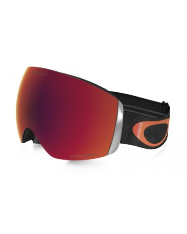 OAKLEY FLIGHT DECK CAMO ORANGE /PRIZM TORCH IRIDIUM