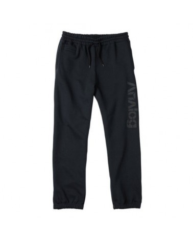 ANALOG COMPANY FLC PANT TRUE BLACK