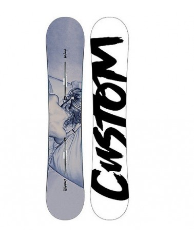 BURTON CUSTOM TWIN FV 2016