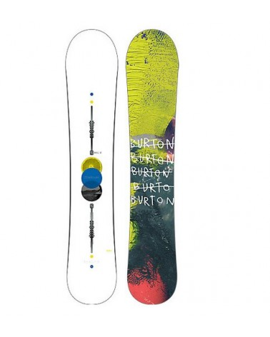BURTON BARRACUDA 2016