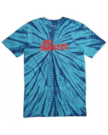 AIRBLASTER Mystery Inc Tie Dye TURQUOISE