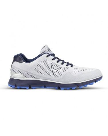 Callaway Mens Chev Comfort Golf Shoes 2018 Black/White