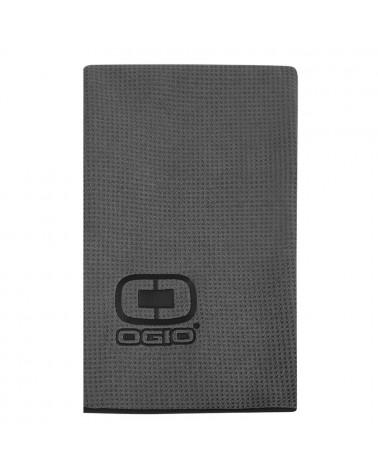 OGIO GOLF TOWEL GRAY/BLACK