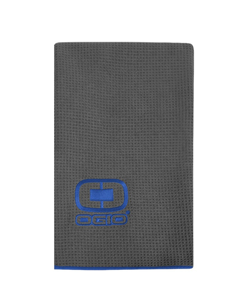 OGIO GOLF TOWEL BLACK
