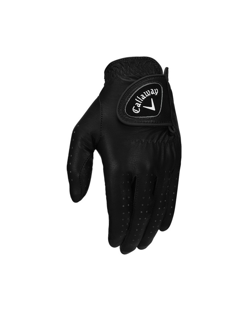 CALLAWAY OPTICOLOR GLOVES RED