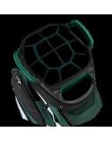 CALLAWAY BAG CART ORG 14 WHITE/H GREEN/NEON YELLOW