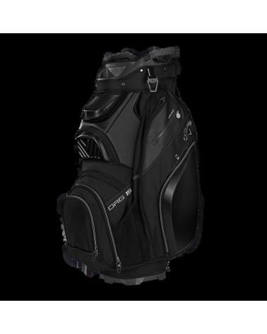 CALLAWAY BAG CART ORG 15 BLACK